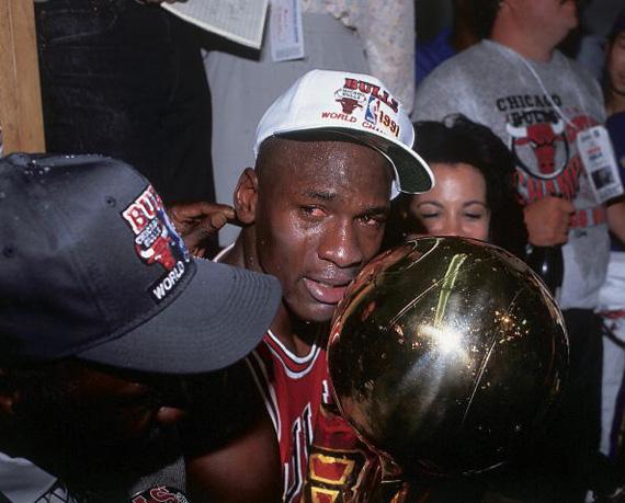 puramente navegador violín  Por qué ganó Michael Jordan sus seis finales NBA?