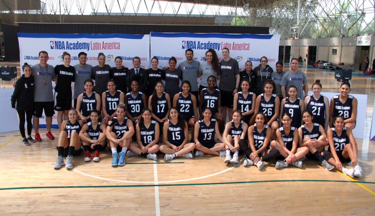 dae7643a5c7 Iniciaron las actividades de la NBA Academy Latinoamérica